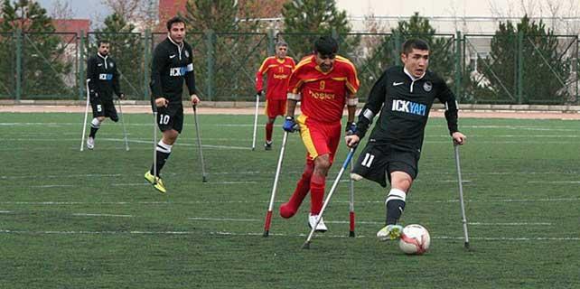 Engelliler Federasyonu spor faaliyetlerini durdurdu