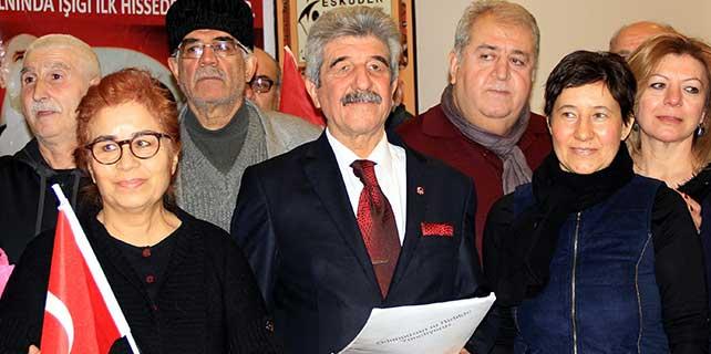 Eskişehir Kültür Sanat Derneği'nden 'Kültür Sanat Meydanı' talebi