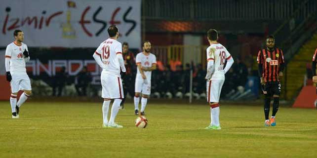 Eskişehirspor 1 – 0 Galatasaray