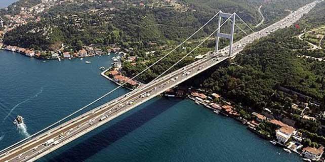 FSM Köprüsü'nde çalışma yapılacak