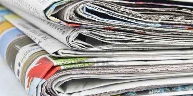Gazete okuyan öğrenci başarıyı yakalar