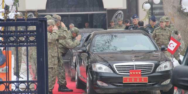 Genelkurmay Başkanı Orgeneral Özel, Malatya'da