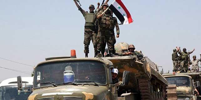 İran Suriye'ye yardıma devam edecek