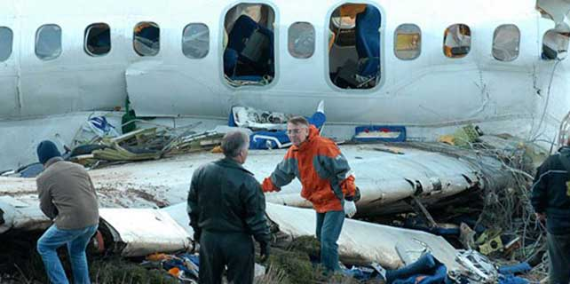 Isparta'daki uçak kazası davasında karar çıktı