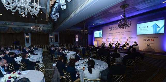 'İstanbul Küresel Aktör' Forumu Londra'da düzenlenecek