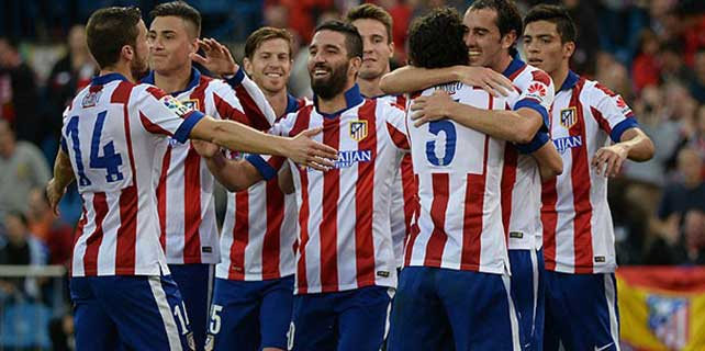 İşte Atletico Madrid'in yeni ortağı