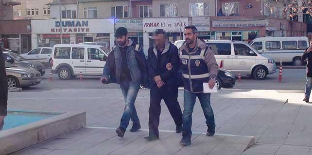 Kırşehir'de hırsızlık iddiası