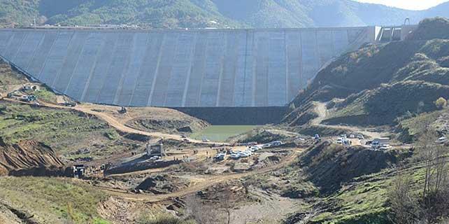 KKTC için 26 Ocak'ta su tutulmaya başlanacak
