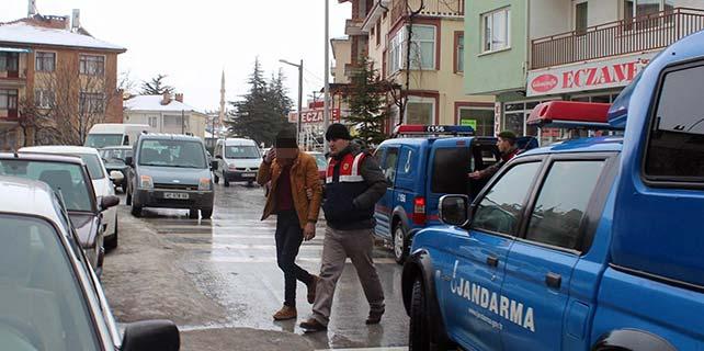 Konya merkezli uyuşturucu operasyonu