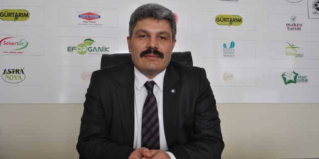 """Konya Ovası'nda çiftçiyi """"kar yorganı"""" kurtardı"""