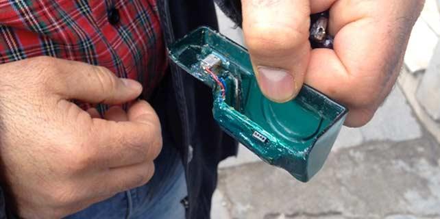 Konya'da dolandırıcılar ATM'ye düzenek kurmuşlar