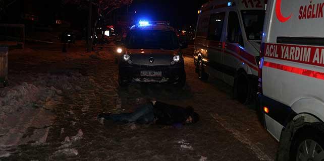 """Konya'da """"hesap"""" kavgası: 1 ölü, 2 yaralı"""