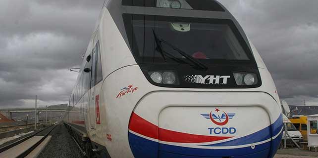 Konya'da hızlı trene ilgi büyük
