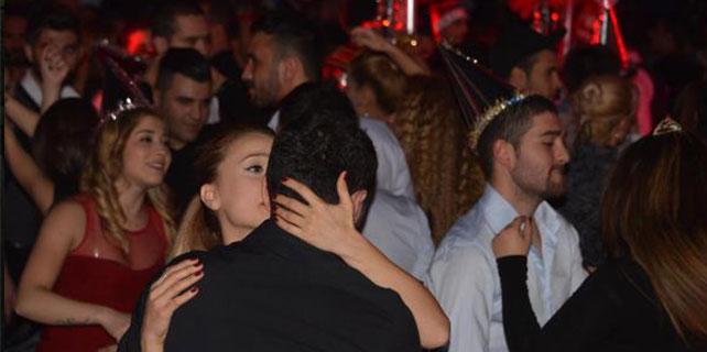 Konya'da yeni yıl coşkusu
