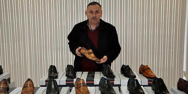 Konyalı ayakkabıcı, İtalya'ya ihracata başladı