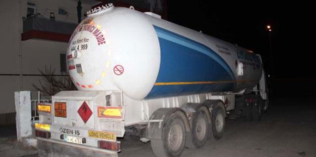 LPG Tankerinde 352 bin paket kaçak sigara