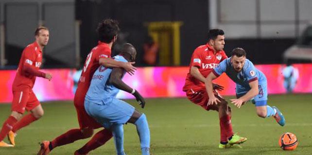 Manisaspor 0 – 2 Trabzonspor