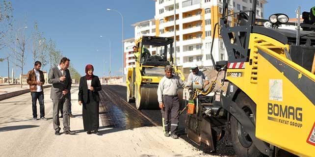 Meram belediyesi fen işleri çalışmaları ikiye katlayacak