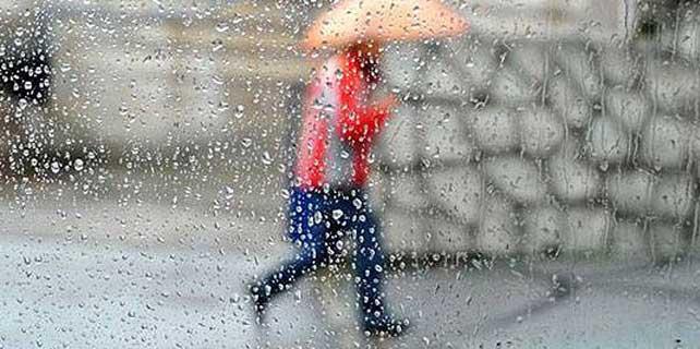 """Meteoroloji'den """"kuvvetli yağış"""" uyarısı"""