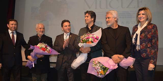 Mucize filminin galası Bursa'da yapıldı