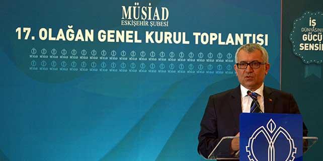 MÜSİAD Eskişehir Şubesi 17. Olağan Genel Kurulu
