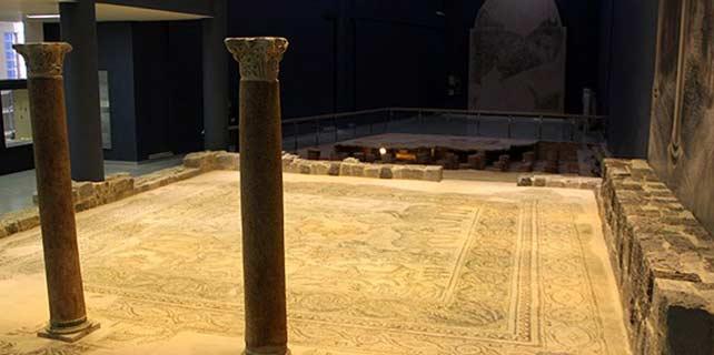 O müze Zeugma'yı geride bırakacak