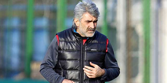 Osmanlıspor Tütüneker ile ilk antrenmana çıktı