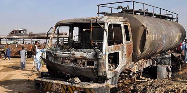 Pakistan'da kaza: 57 ölü