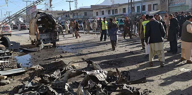 Pakistan'da silahlı saldırı