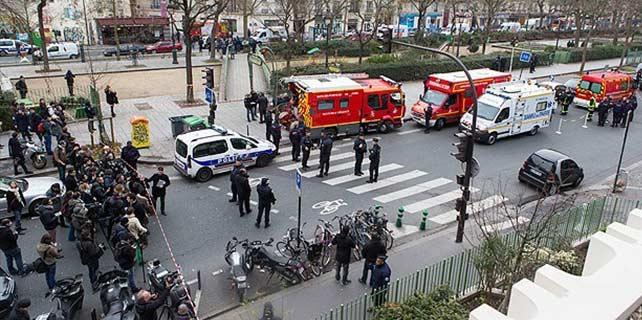 Paris'teki saldırıyı El Kaide üstlendi