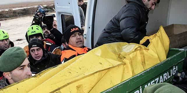Samsun'daki tekne kazasında ölenlerin cesetlerine ulaşıldı