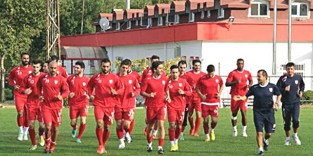 Samsunspor'da Denizlispor maçı hazırlıkları