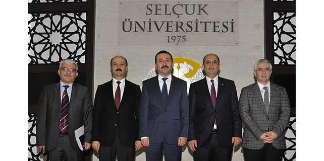 Selçuk Üniversitesi Yüksek lisans eğitimi verecek