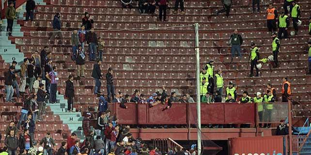 Trabzonspor'u taraftarı yalnız bıraktı