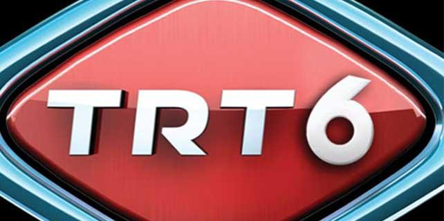 TRT 6'nın ismi değişti