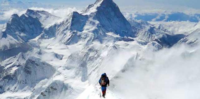 Türk dağcılar Yunanistan'da kayboldu