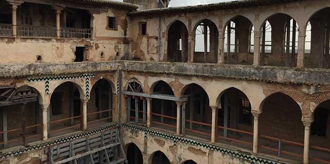 Türkiye, Cezayir'deki Dayı Sarayı'nı restore ediyor
