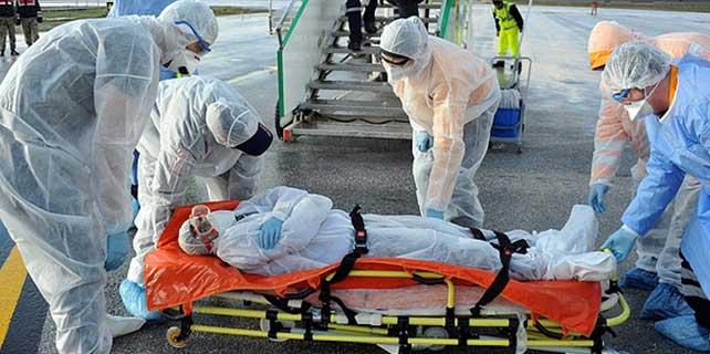 'Türkiye Ebola'ya karşı iyi bir sınav verdi'
