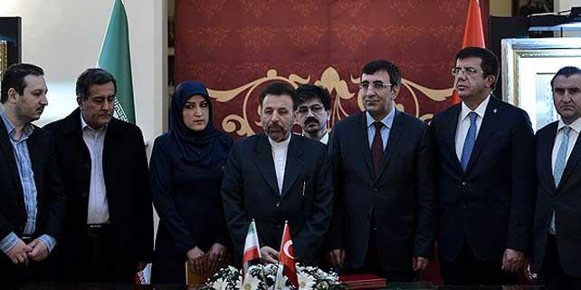 Türkiye ve İran akaryakıt fiyat farkında anlaştı