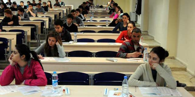 Üniversite adaylarına başvuru uyarısı