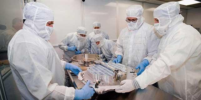 Uzay kümelenmesi 10 bin kişiye iş sağlayacak