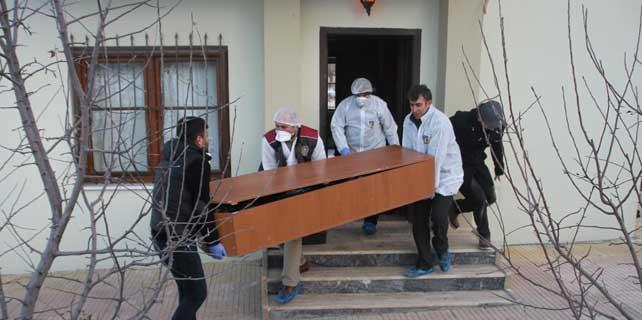 Van'da parçalanmış erkek cesedi bulundu