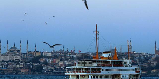Yabancıların yeni gözdesi İstanbul