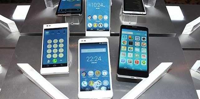 Yerli cep telefonu üretiminde yüzde 208 artış