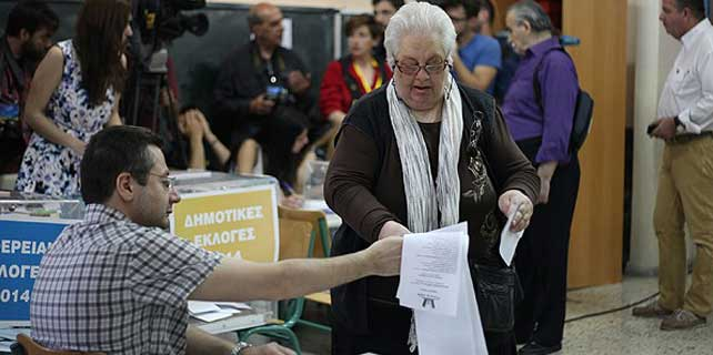 Yunanistan'da seçimlere 18 parti katılacak