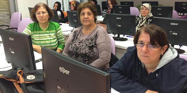 60 yaşından sonra bilgisayar öğrendile