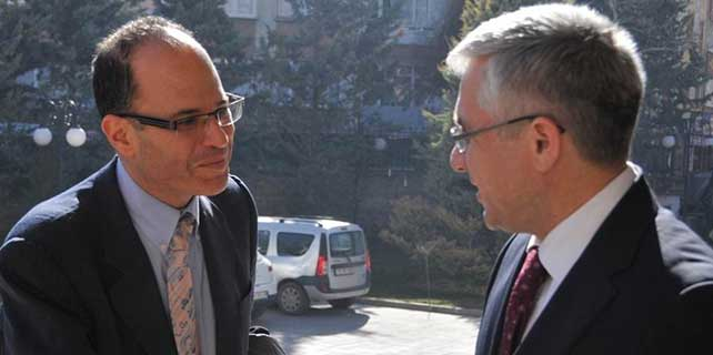 ABD Müsteşarından Selçuk'a Ziyaret