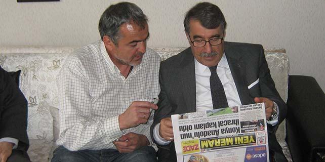 Eski İçişleri Bakanı Abdülkadir Aksu ile Röportaj