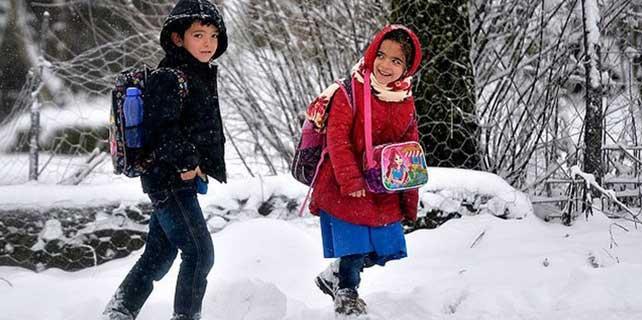 Afyonkarahisar'da eğitime kar engeli