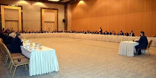 Ak Parti Konya'da aday adayları mülakatları yapıldı